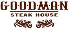 Goodman's Steak House (Гудман Стейк Хаус), рестораны